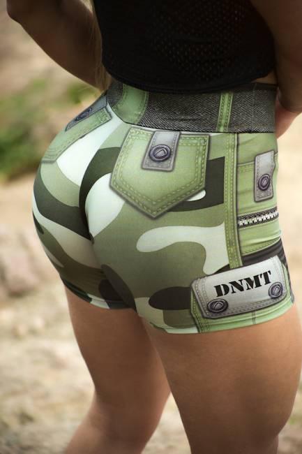 Dynamite Shorts The Guardian Jungle