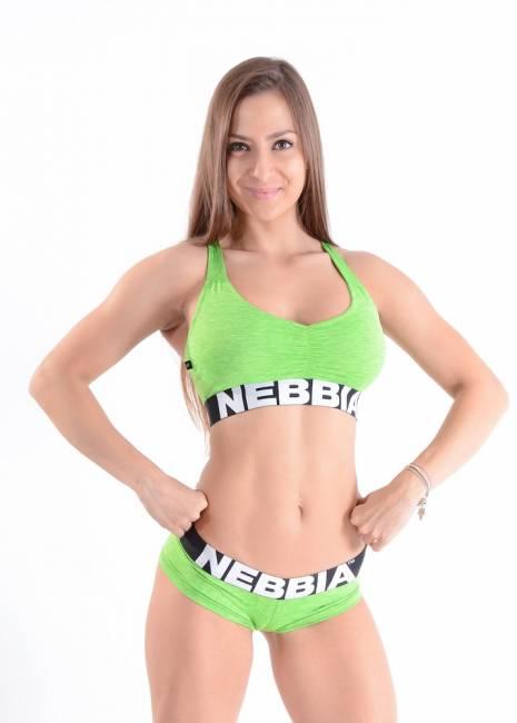 NEBBIA Mini Top 223- Green