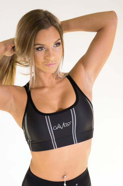 Gavelo Sport-BH Liquorice