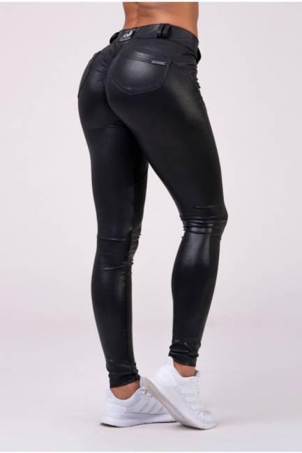 NEBBIA Leggings Bubble Butt Squat Proof