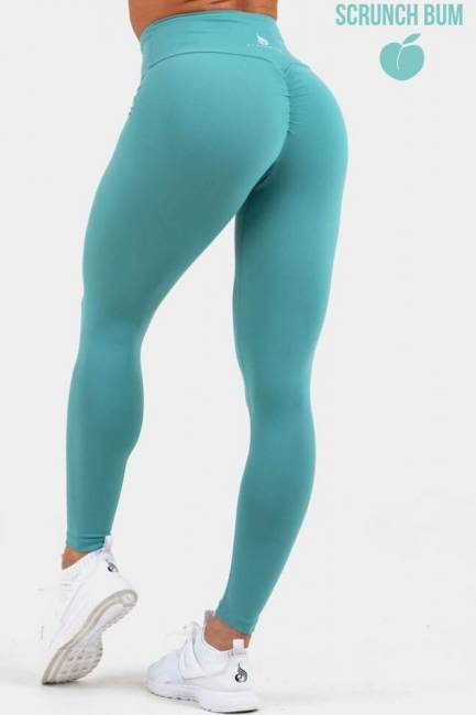 Ryderwear Instinct Scrunch Bum Leggings - Teal