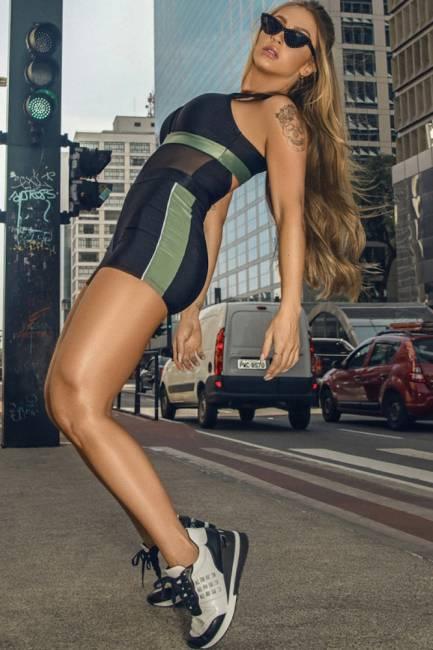 Let´s Gym Mini Jumpsuit Movement