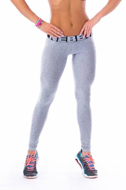 NEBBIA Scrunch Leggings Grey