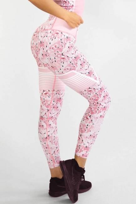 Gavelo Leggings Happy Flamingo